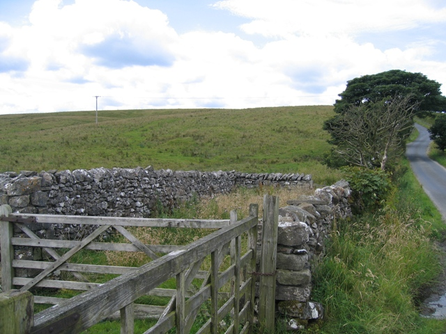 Sheepfold on Cow Close Lane