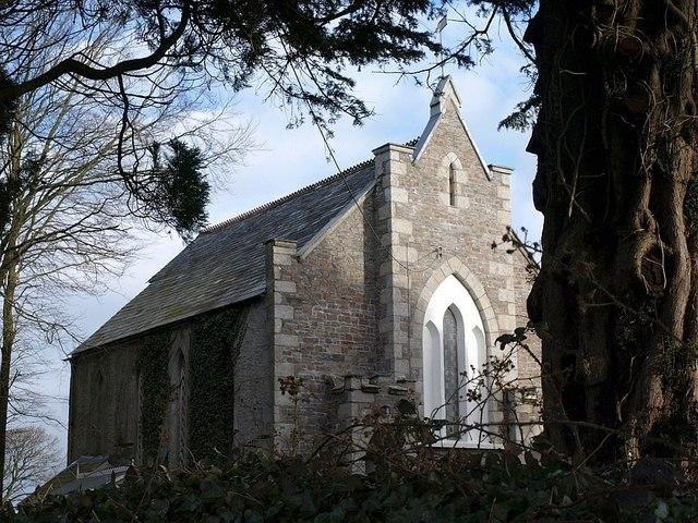 Tregeare Methodist chapel