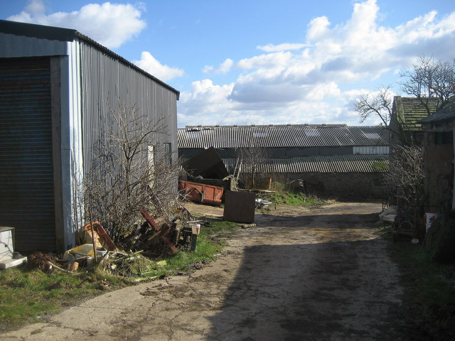 Farm Buildings at The Height