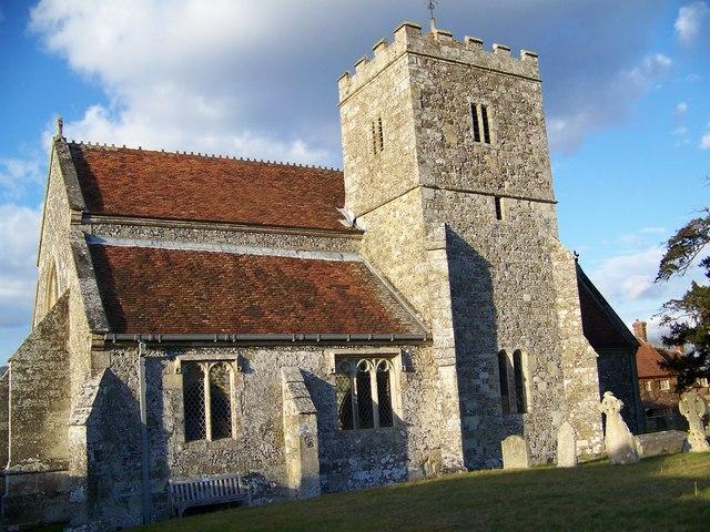 Church of St Mary the Virgin, Homington