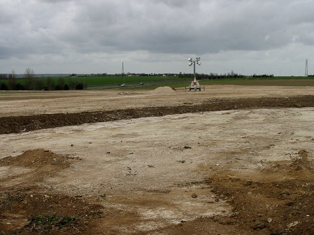 Part of the new Thanet Earth development