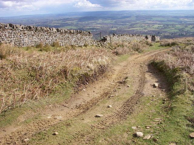 Bwlch Cwm Lasgarn
