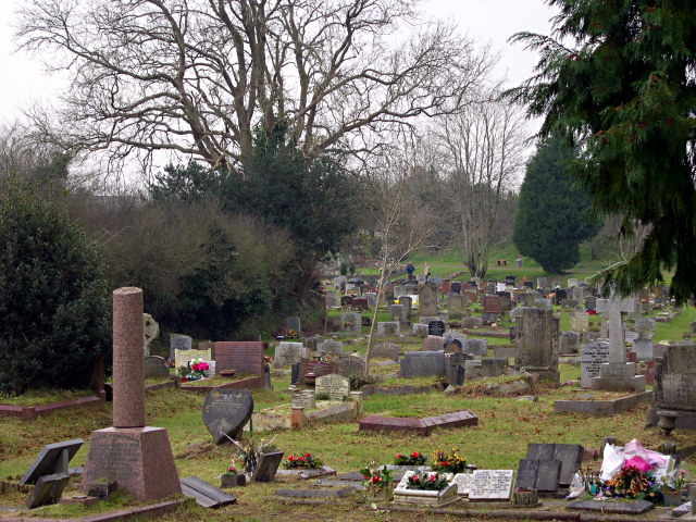 Cemetery at St Budeaux Church