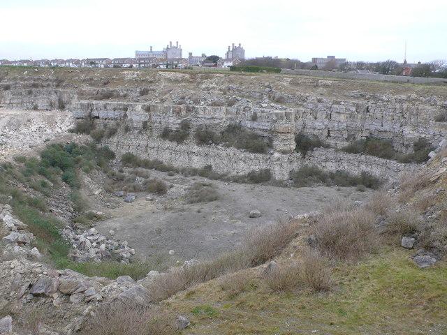 Yeolands Quarry and Portland YOI