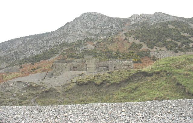 Chwarel Nant Quarry