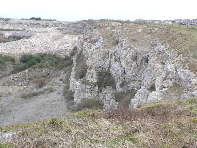 Yeolands Quarry
