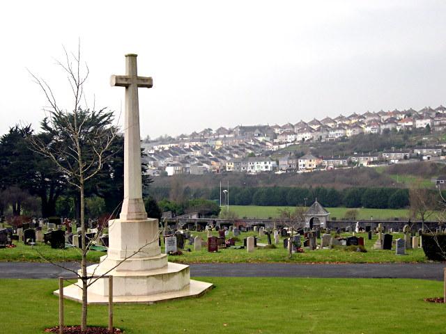 Weston Mill Cemetery