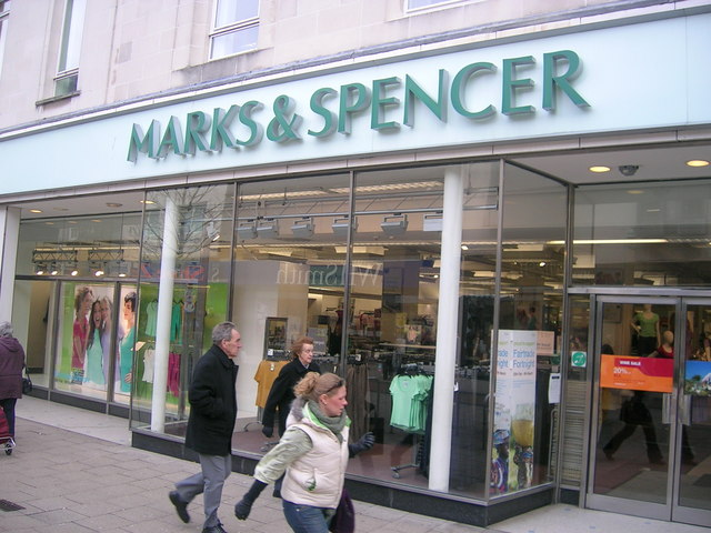 Marks and Spencer, 166 High Street, Kirkcaldy