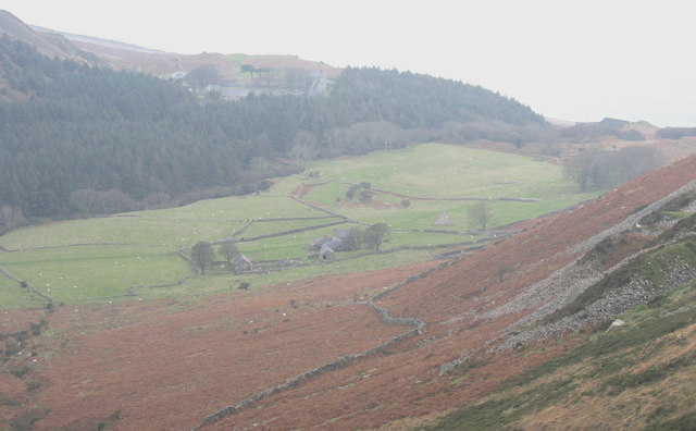 Nant Gwrtheyrn - the accursed valley