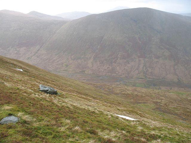 Eastern slopes of Beinn Chaorach