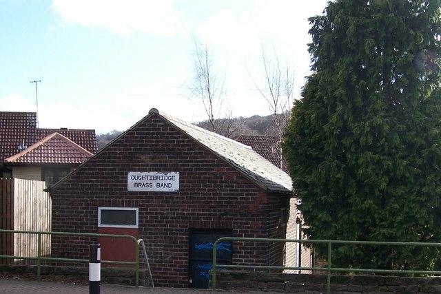 Oughtibridge Brass Band Hut, Station Lane, Oughtibridge - 1