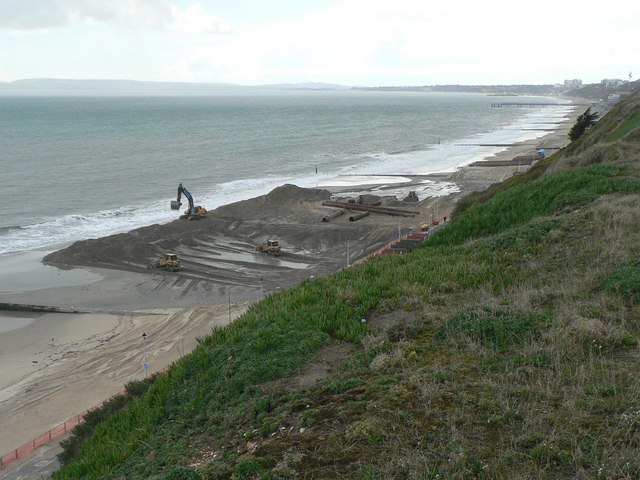 Southbourne beach replenishment: overview