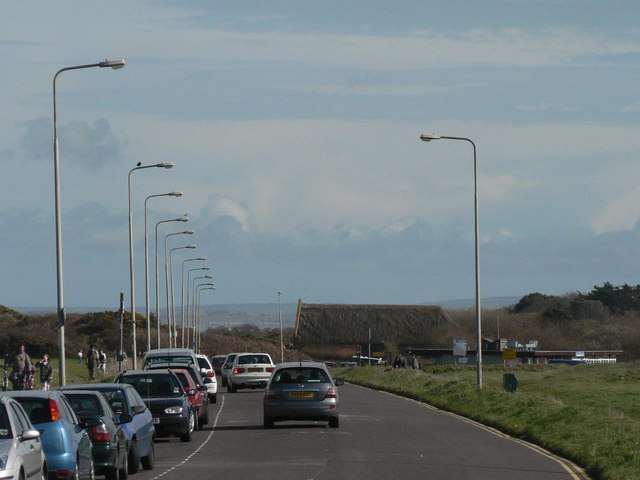Southbourne: Broadway – eastern end