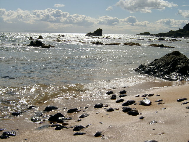 Beach at Earlsferry