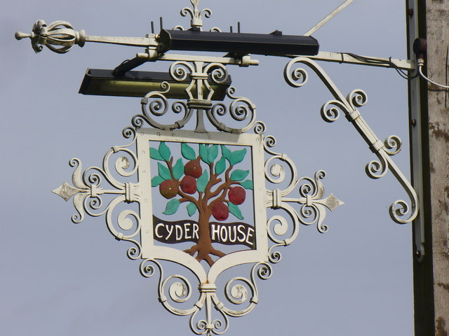 Cyder House Sign