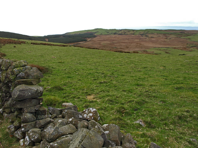 Changue Fell - the hidden valley