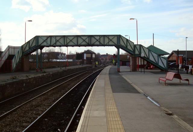 Castleford station