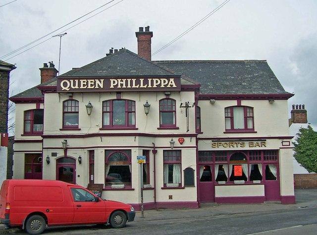 The Queen Phillippa public house