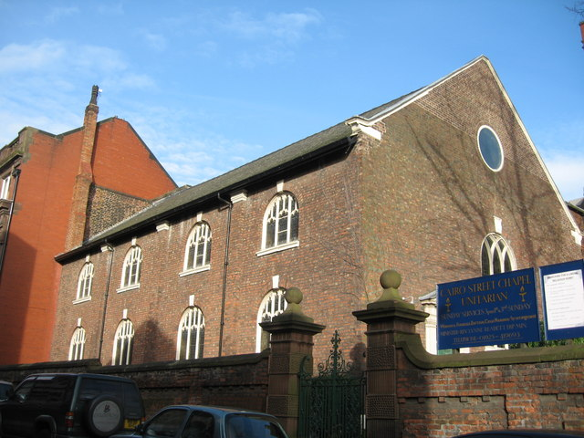 Cairo St Unitarian Chapel