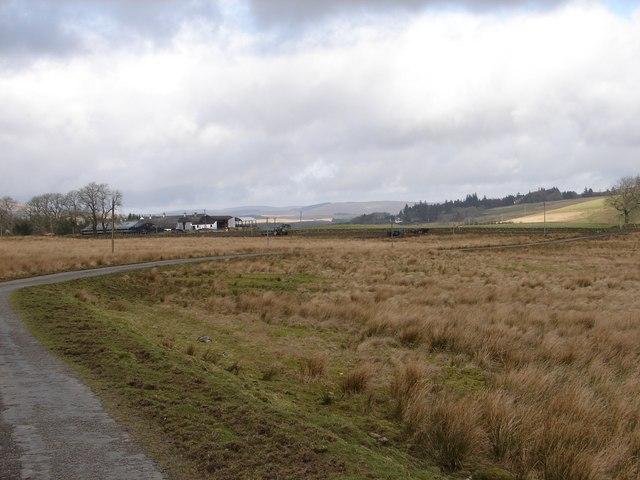 Upper Barr Farm, Corsock
