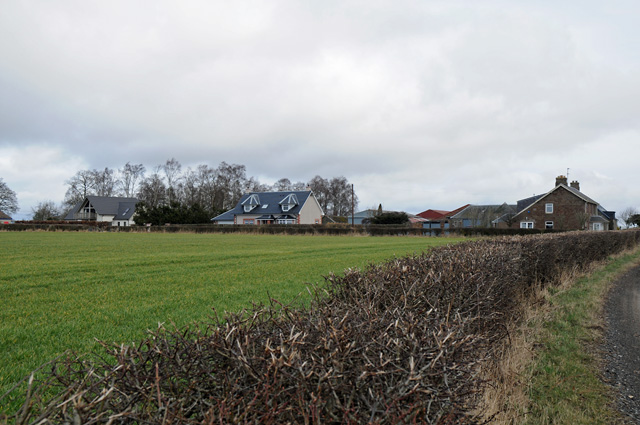 Houses at Myreside