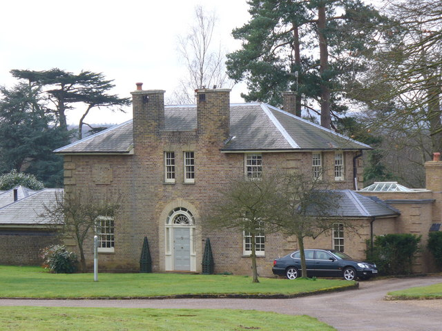 Lodge at Peper Harow