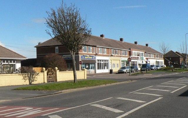 Southbourne: Broadway shops