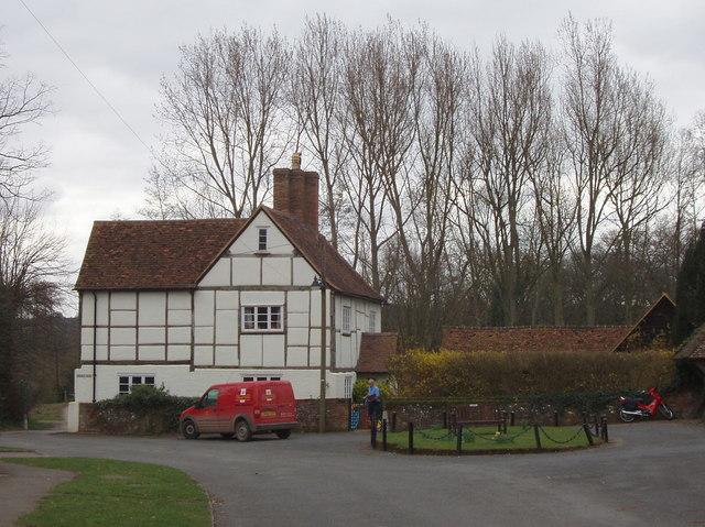 Manor Farm, Little Marlow