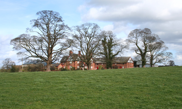Manor Farm, Peckforton Hall Lane