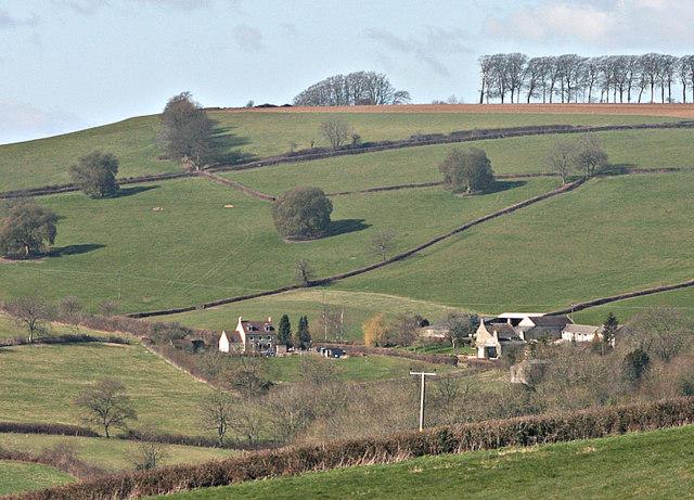 2008 : View from Nimlet Hill near Tadwick