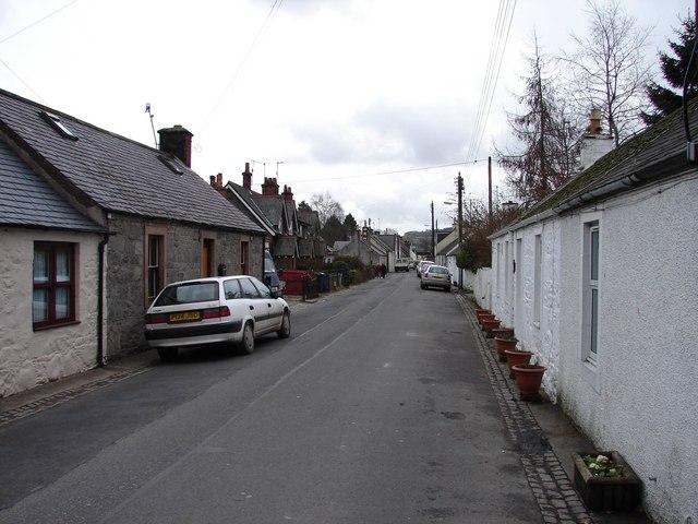 Dunreggan, Moniaive