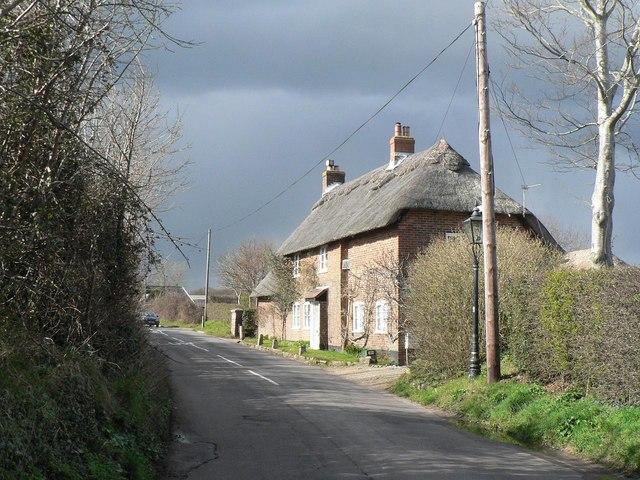 Throop: Throop Mill Cottage