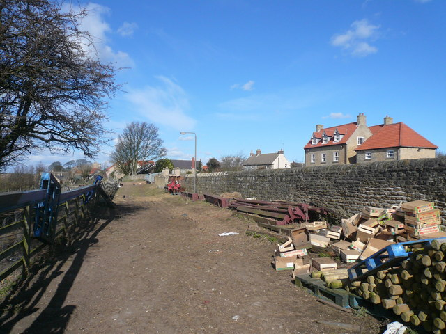 Palterton - Hill Top Farm