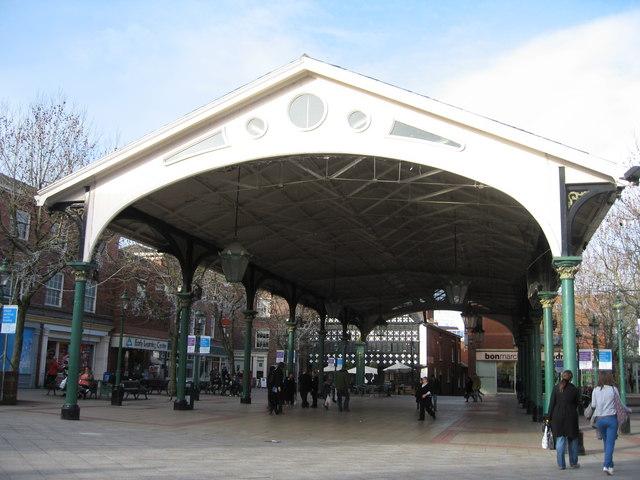 Market Place, Warrington