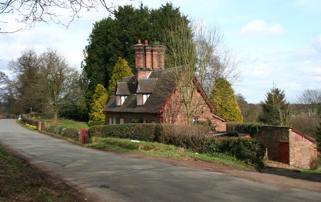 Fountain Cottages, Stone House Lane, Peckforton