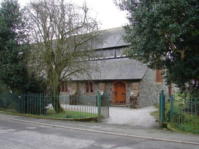 St Ninian's Church, Moniaive