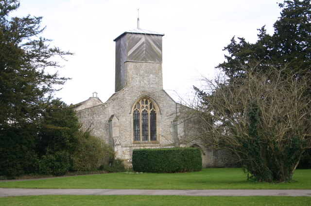 Waterperry Church