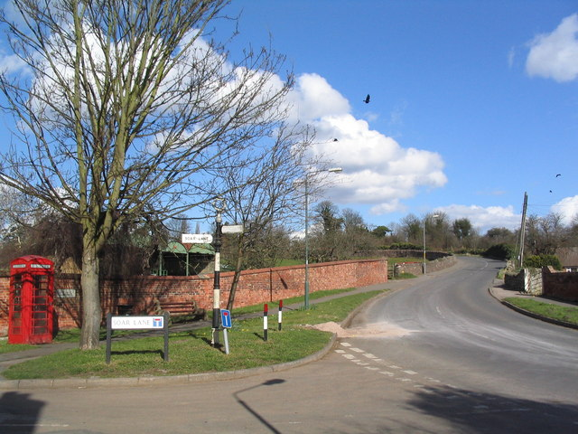 Marlepit Hill, Sutton Bonington