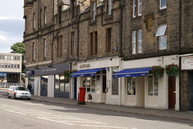 Barbazza and City Restaurant, Inverness