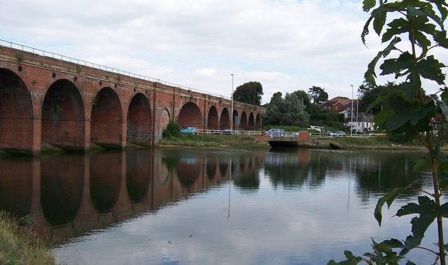 Railway Viaduct -Fareham