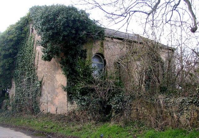 Walden Stubbs - Overgrown Chapel