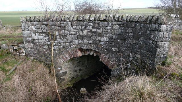 Bridge near The Bield