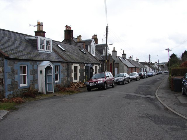 North Street, Moniaive