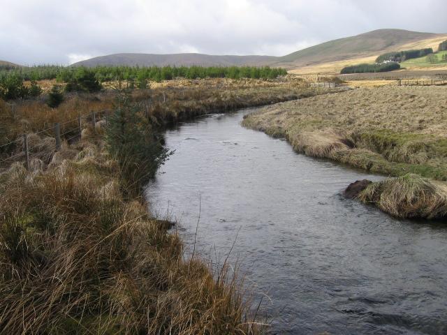 Portrail Water towards Overfingland