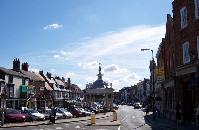 Market Place-Beverley
