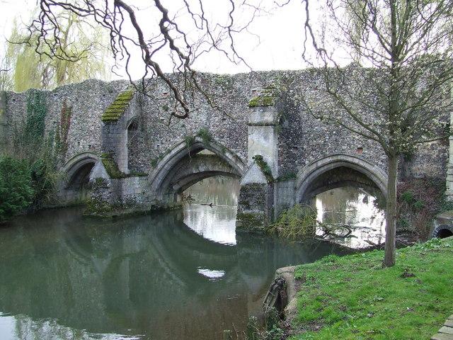 Abbots bridge