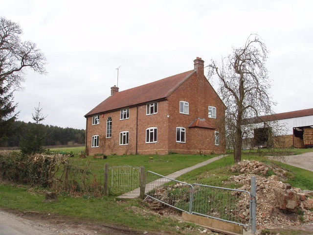 Winchbottom farmhouse