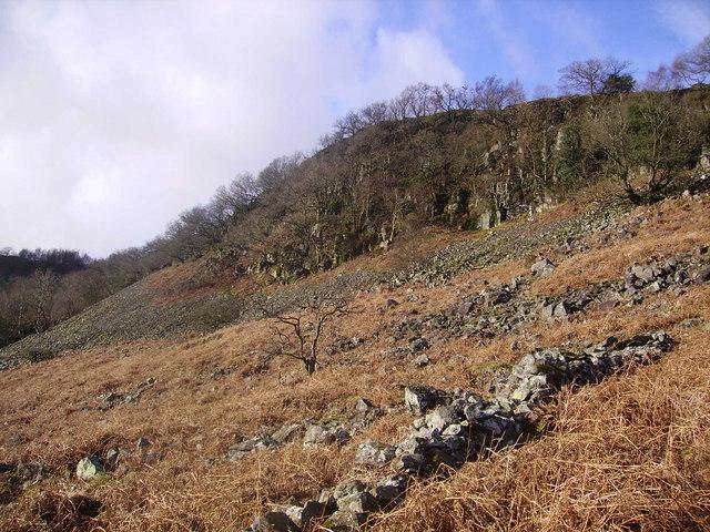Bewbarrow Crag