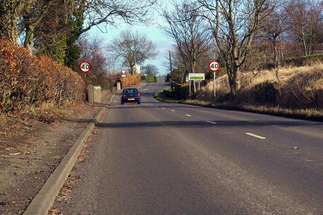 Rossie Mills Village, Montrose