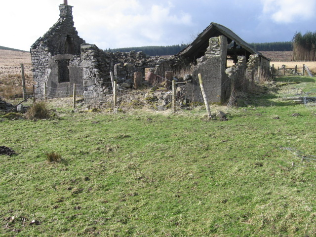 Smithwood ruin